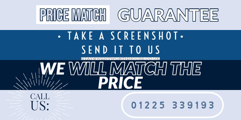 Price Match - Guarantee